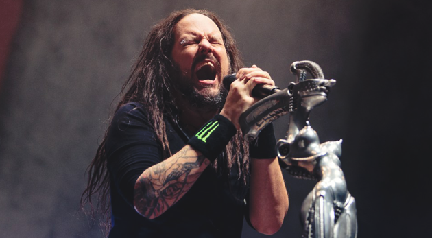 Jonathan Davis Korn canciones estúpidas nuestro disco Follow the Leader