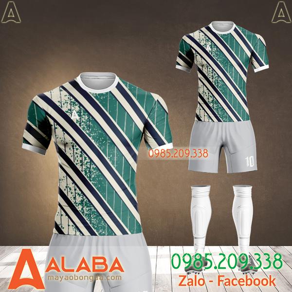 áo bóng đá kẻ sọc