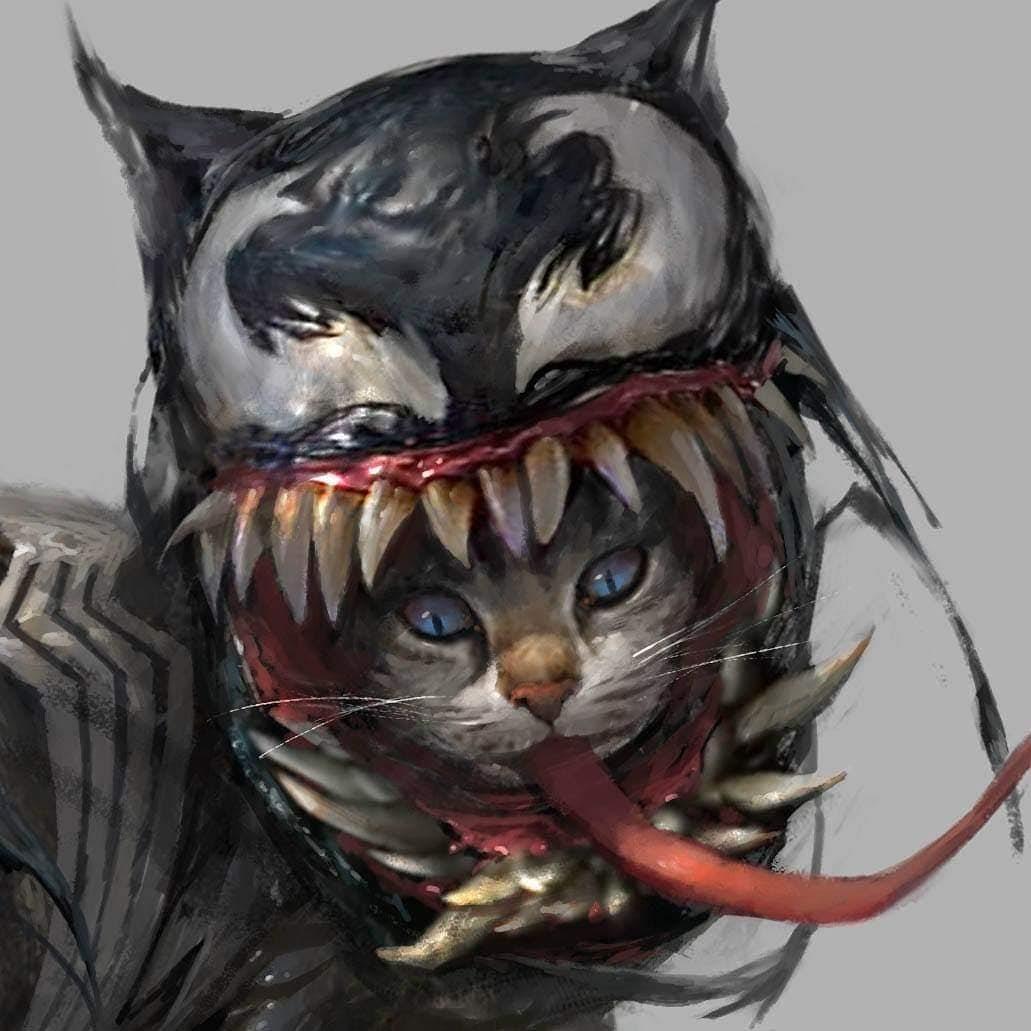Marvel CinemaCats Universe by Fajareka Setiawan : マーベル・シネマキャッツ・ユニバースのヒーロー猫たち ! !