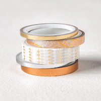 Stampin' Up! Year of Cheer Specialty Washi Tape Order Craft Supplies from Mitosu Crafts UK Online Shop 1