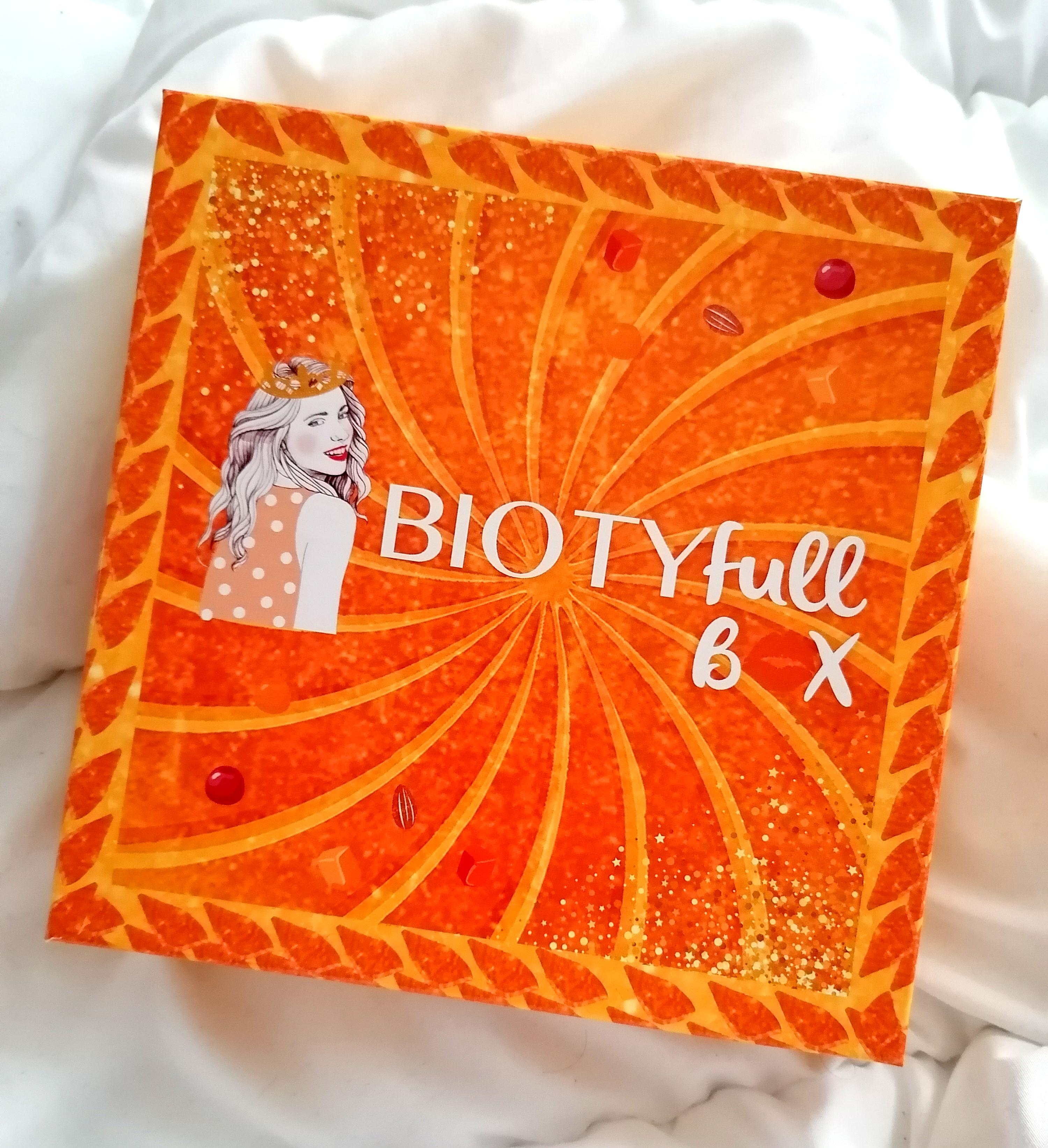 """Biotyfull Box Janvier 2021 : La nourrissante """"Galette des Rois""""! 👑"""