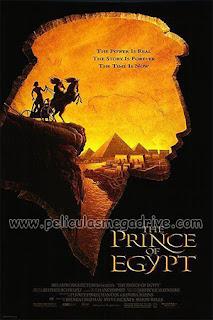 El príncipe de Egipto (1998) [Latino-Ingles] [1080P] [Hazroah]