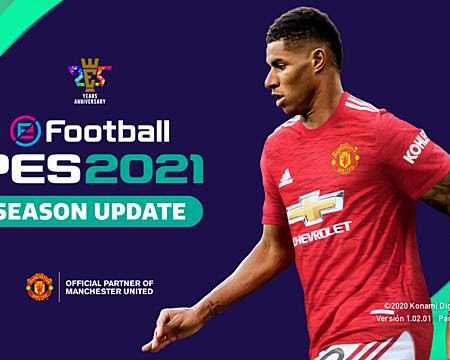 PES 2021 Version 1.02.01 Unofficial