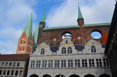 lubeck alemania ayuntamiento