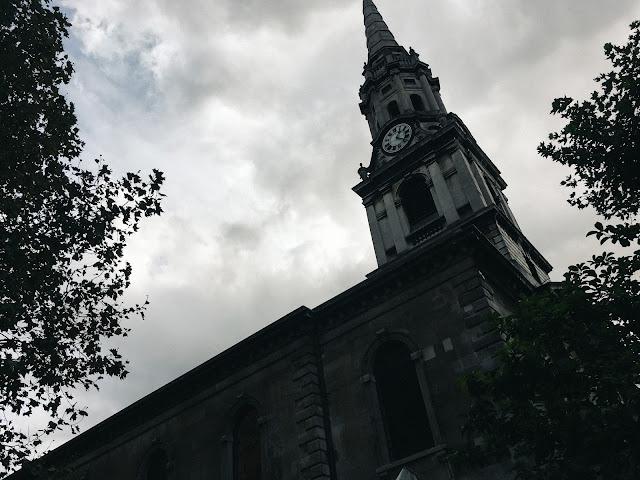 セント・ジャイルズ・イン・ザ・フィールド教会(St Giles-in-the-Fields)
