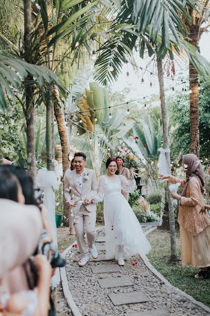 Biaya Pernikahan Rustic Outdoor