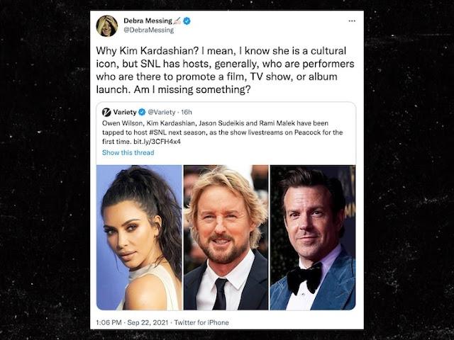 "Il consiglio infernale di Jim Belushi a Kim Kardashian sull'hosting di ""SNL"""