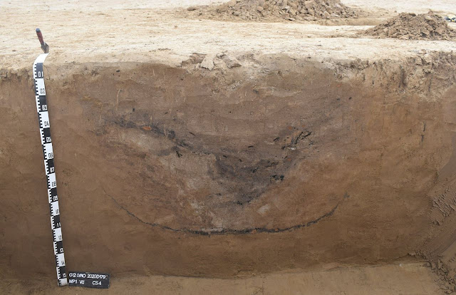 3,000-year-old house remains unearthed in Belgium