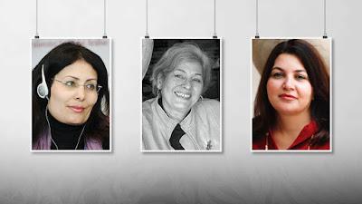 8 أدبيات مصريات أثرين الرواية العربية كاتبة روائية أدبيه عربية مصرية كتب روايات كتاب ادب رواية