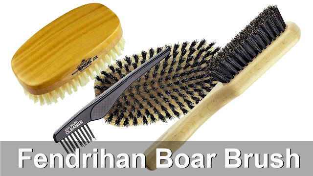 What Are The Fendrihan Boar Brush Ingredients?