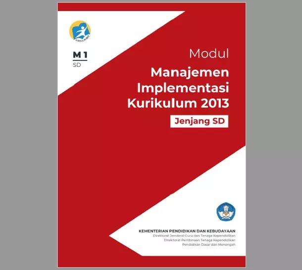 Modul Manajemen Implementasi Kurikulum 2013 SD