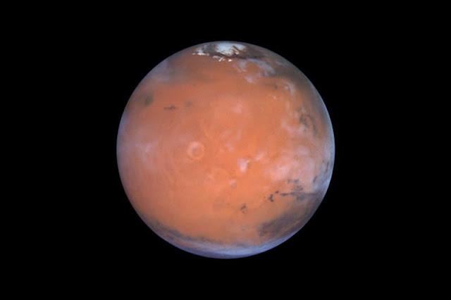 المياه على المريخ: اكتشاف ثلاث بحيرات مدفونة يثير اهتمام العلماء