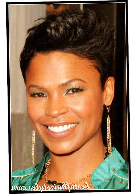 Photo of Cute Short Black Hairstyles 2015