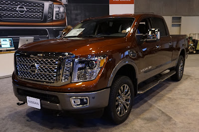Review Of Nissan Titan XD 2016