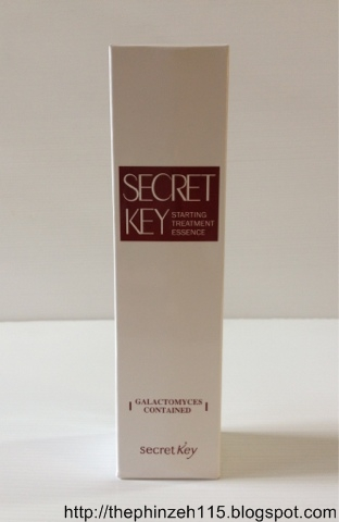 phinzeh115: [Review] Secret Key Starting Treatment Essence