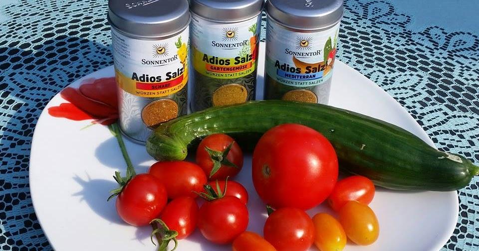 Schmitteinander adios salz for Kochen ohne salz