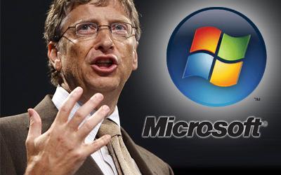 مؤسس شركة مايكروسوفت - بيل غيتس