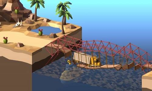 Poly Bridge 2 Game Free Download