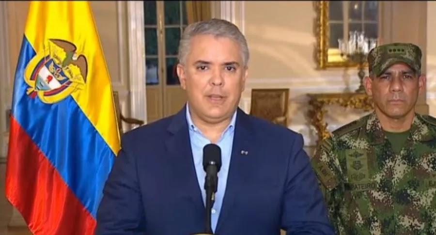 #SOSColombia Uribismo hace avanzada y pide a Duque ahora declarar conmoción interior #ColombiaSOS