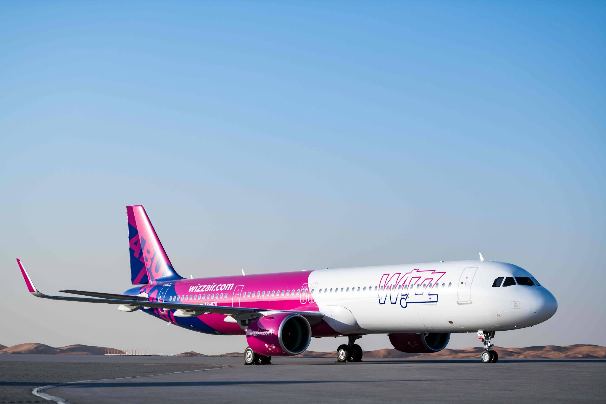 Wizz Air Abu Dhabi to fly to Moldova starting 4 September