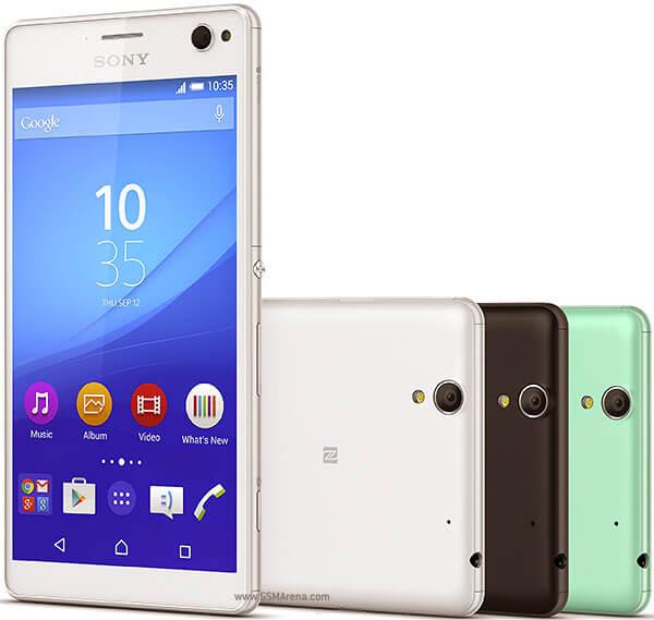 سعر ومواصفات هاتف Sony Xperia C4  بالصور والفيديو