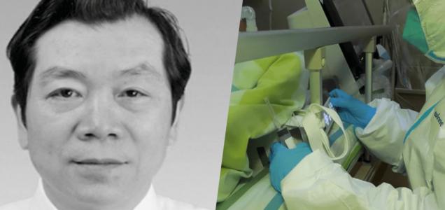 READ: Doktor sa China na gumamot sa mga pasyenteng may coronavirus, namatay | FC