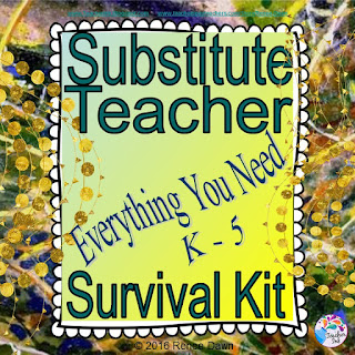 https://www.teacherspayteachers.com/Product/Substitute-Teacher-Kit-Substitute-Teacher-Guide-and-Printables-2894188
