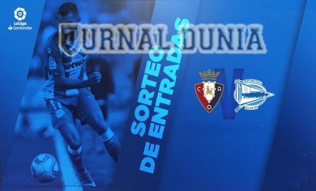 Prediksi Osasuna vs Deportivo Alaves