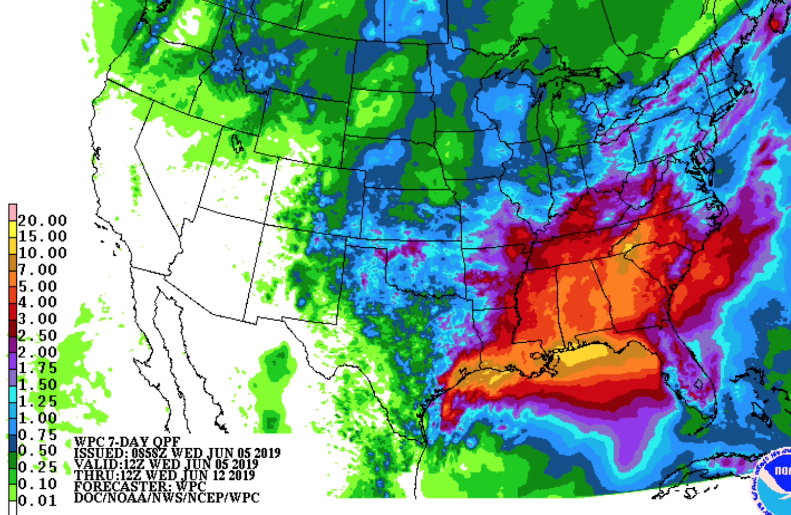 Wpc Consulting Mse Creative Consulting Blog Dangerous Flooding Forecast For The