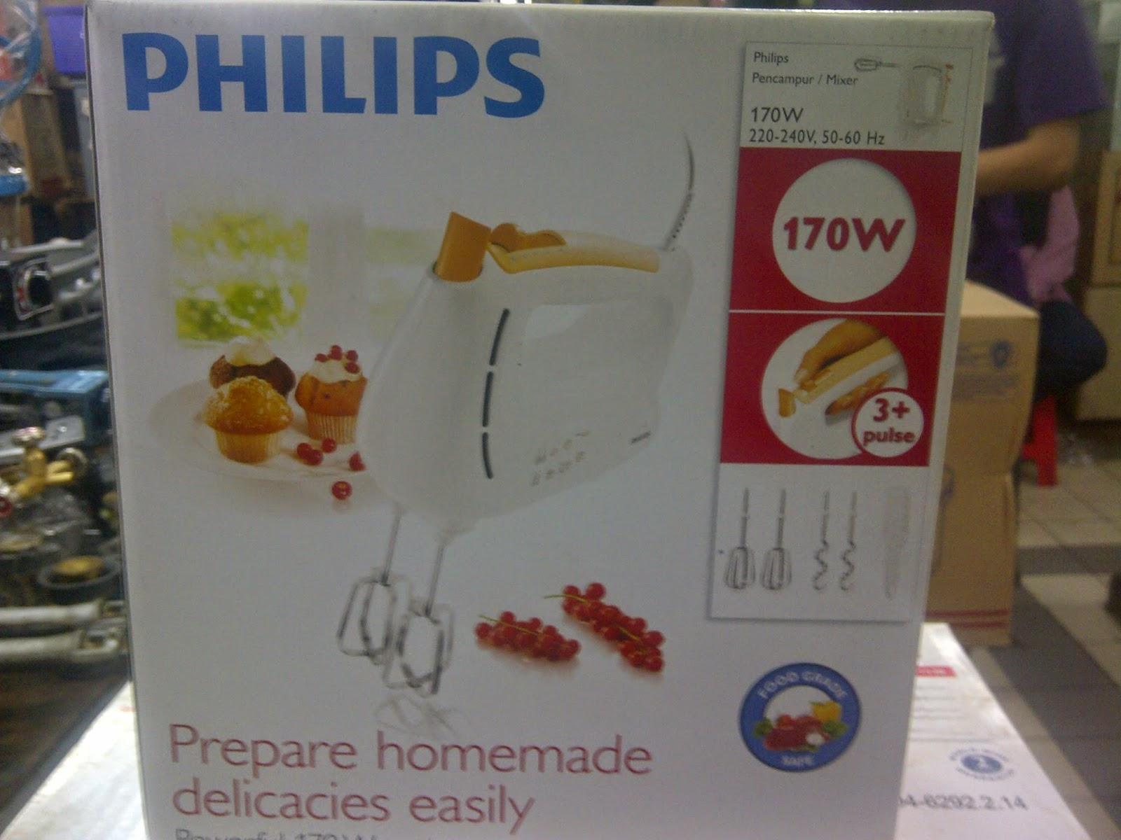 Jual Harga Mixer Philips Hand Cuccina Hr 1530 80 Sentral Gas Hr1530