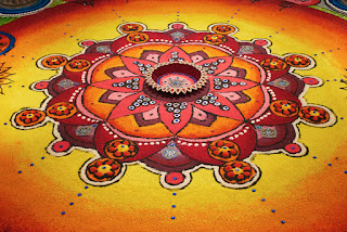 Best Rangoli Design 2017