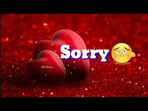 Sorry whatsapp status Video for boyfriend download | Whatsapp Status Videos 2020
