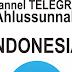 Kumpulan grup Channel Telegram belajar islam untuk Indonesia, Malaysia, Singapura