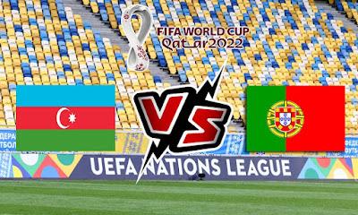أذربيجان و البرتغال بث مباشر