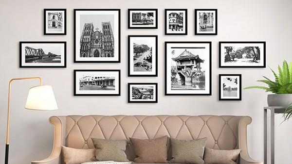 Những mẫu tranh trang trí quán cafe đang được ưa chuộng nhất hiện nay