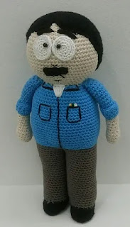 South Park characters crochet patterns