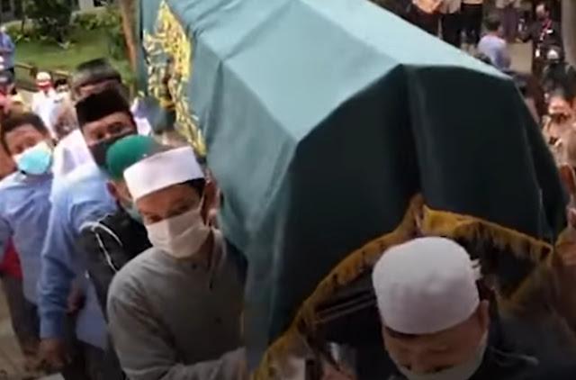Setelah Gotong Keranda, Ustaz Yusuf Mansur Cerita Obrolan Terakhir dengan Ustaz Maaher At-Thuwailibi