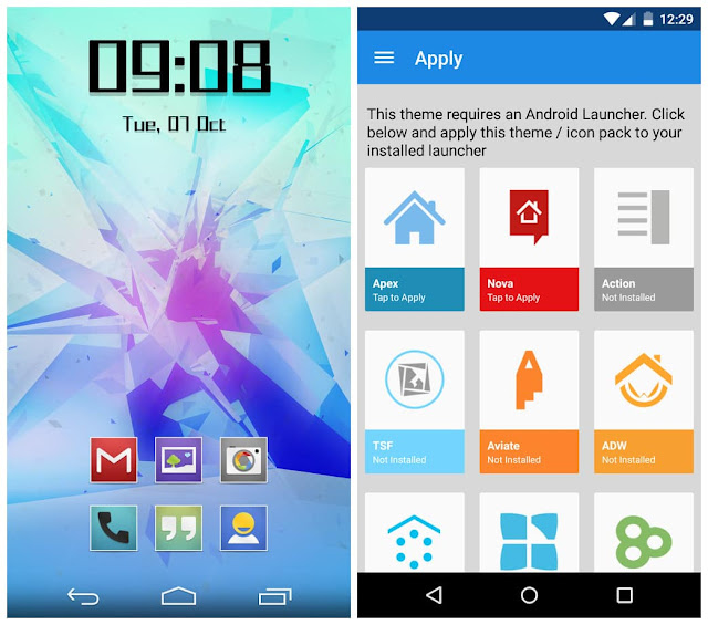 Cadrex Icon Pack 3.6 apk