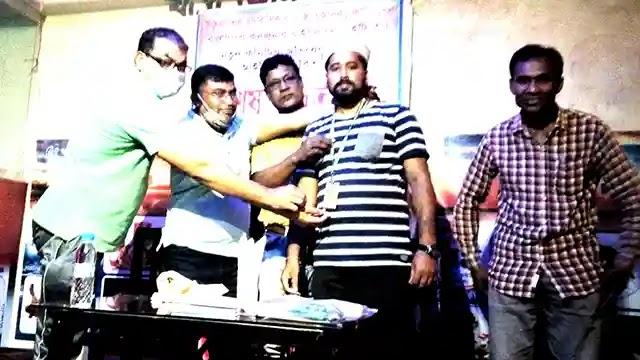 উল্লাপাড়ায় আন্তর্জাতিক মানবাধিকার সংস্থার কমিটির অভিষেক অনুষ্ঠিত
