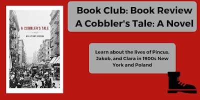 book cover of A Cobbler's Tale