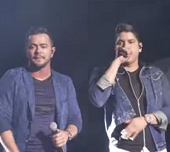 Henrique e Diego lançam clipe de Malbec com Dennis DJ