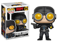 Funko Pop! Lobster Johnson