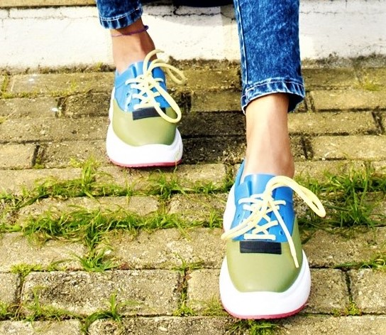 Look Do Dia: Melissa Ugly Sneaker