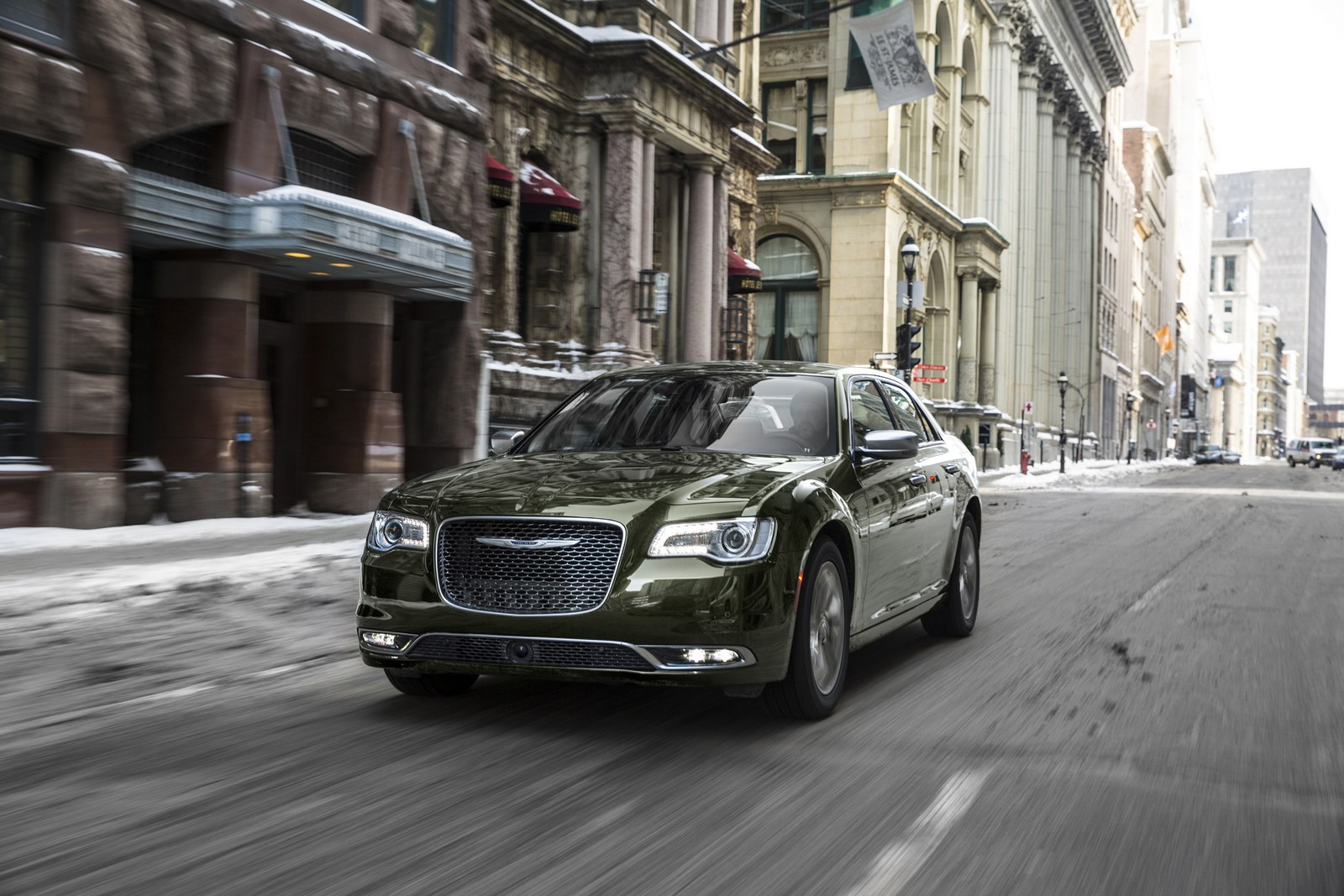 Chrysler Reportedly Axes Redesigned 300, Hellcat Model In ...