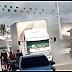 Celular carregando em caminhão causa incêndio no centro da cidade de Altinho, PE