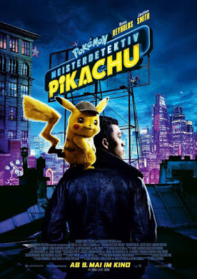 Pokémon Detective Pikachu  2019   DVD   NTSC   Latino 