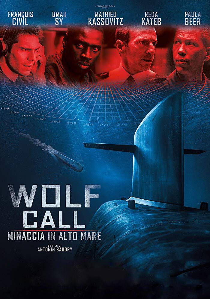 The Wolf's Call [2019] [DVDR] [NTSC] [CUSTOM HD] [Latino]