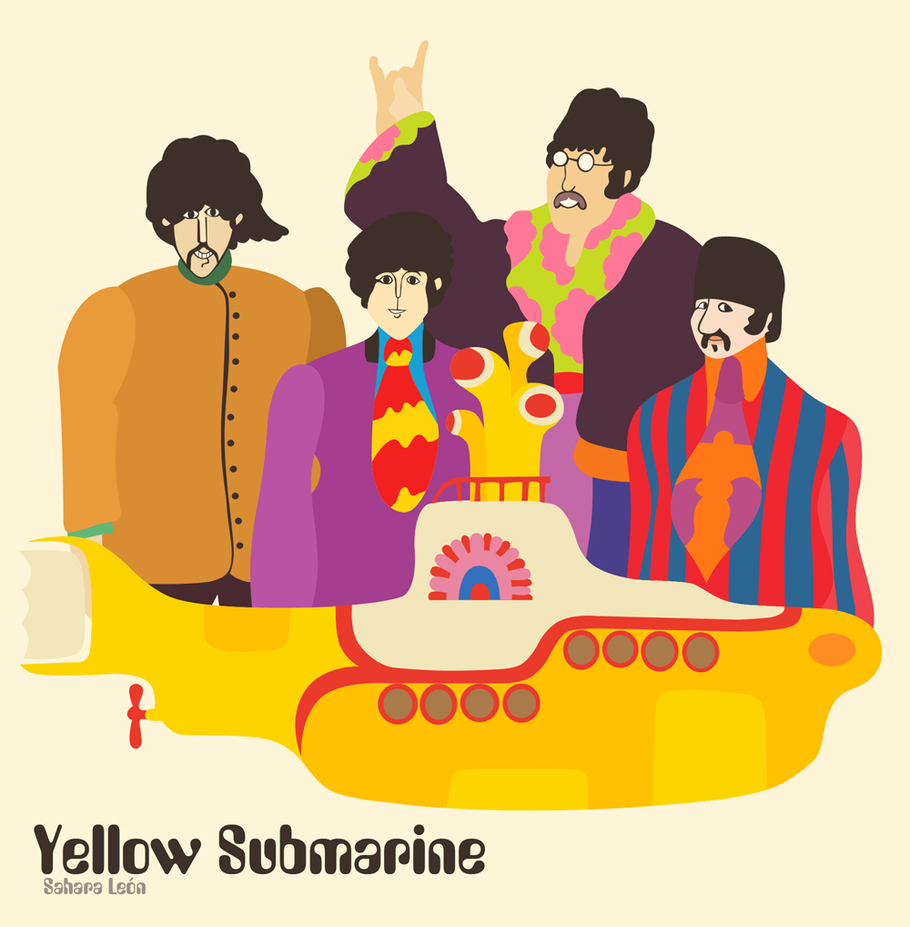 "Jimmy, Ringo Starr and The Roots go underwater in a Classroom Instruments version of ""Yellow Submarine"""