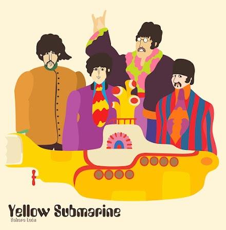 Jimmy, Ringo Starr & The Roots tauchen in einer Classroom Instruments Version von 'Yellow Submarine' unter