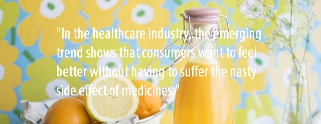 Emerging trend in healthcare industry